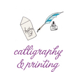 Calligraphy & Printing